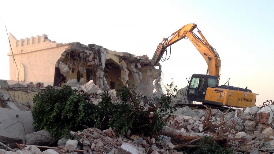 ЮНЕСКО срещу рушенето на паметници в Либия