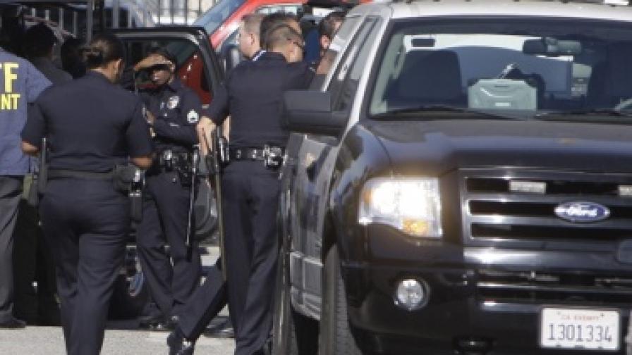 Стогодишен шофьор рани 11 души в САЩ