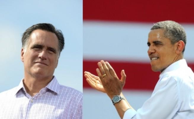 Ромни се изравни с Обама в проучванията за изборите
