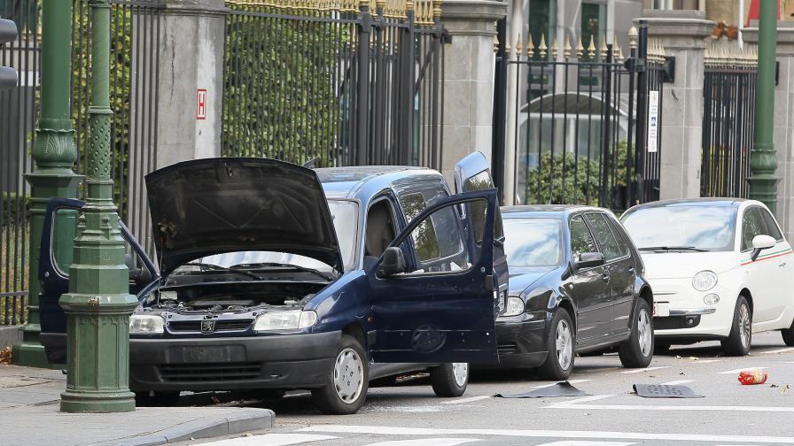 Евакуираха американско посолство заради съмнителна кола