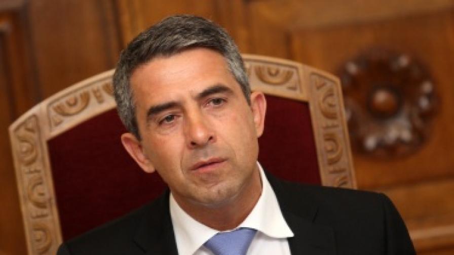 Плевнелиев: Има опити за реабилитиране на комунистическия режим