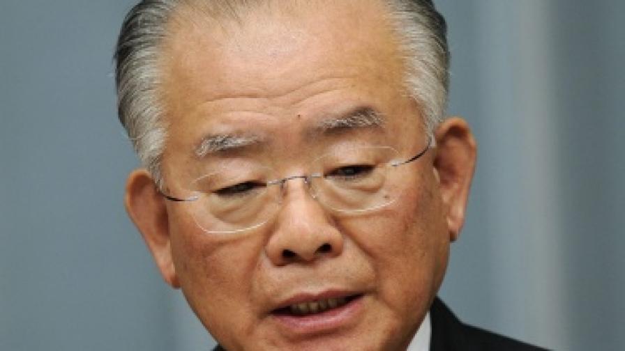 Японски министър се самоуби