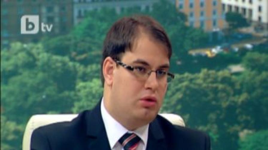 Ахмед Ахмедов, главен секретар на Главното мюфтийство на мюсюлманското изповедание в България