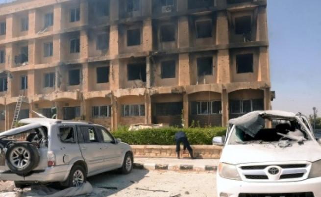 САЩ: Иран доставя огромно количество оръжие на Сирия през Ирак