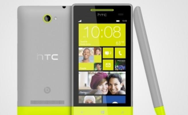 Ейч Ти Си представи два модела с Windows Phone 8