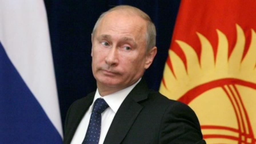 Нова шпиономания се задава в Русия
