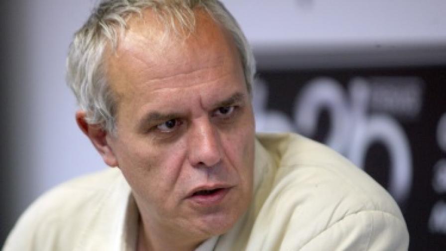 Социологът Андрей Райчев