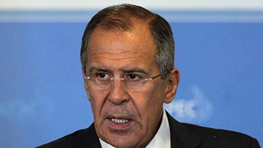"""Лавров: """"Рестартирането"""" на отношенията със САЩ не може да продължи вечно"""