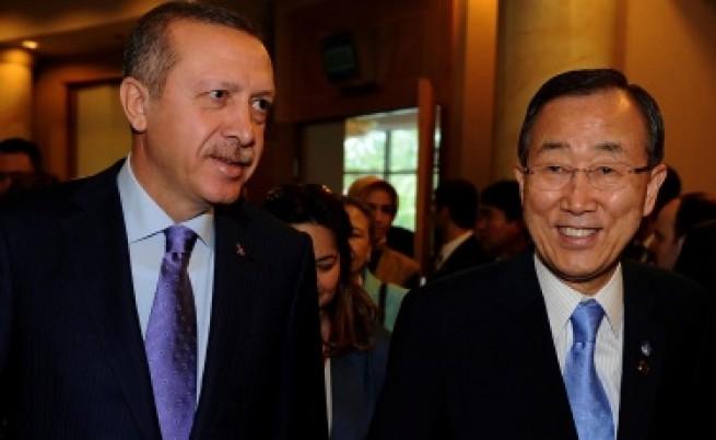 Всички призовават Сирия и Турция към сдържаност
