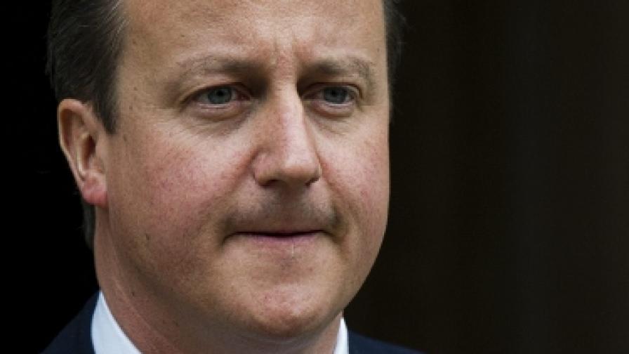 Камерън: Лондон може наложи вето в бюджетните преговори в ЕС