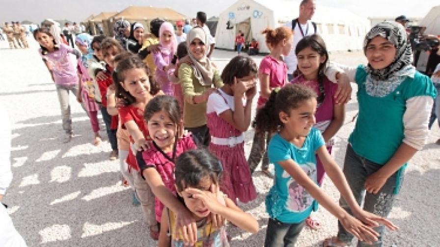 """В. """"Ню Йорк таймс"""": САЩ помагали на Йордания срещу Сирия"""