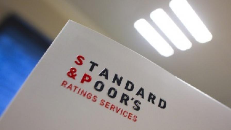 """""""Стандард енд Пуърс"""" отново понижи рейтинга на Испания"""
