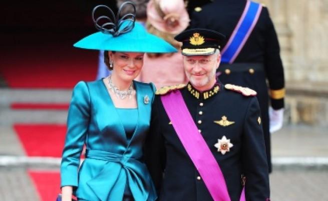 Книга за кралското семейство предизвика полемика в Белгия