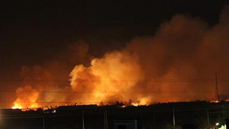 Судан обвини Израел, че го е бомбардирал