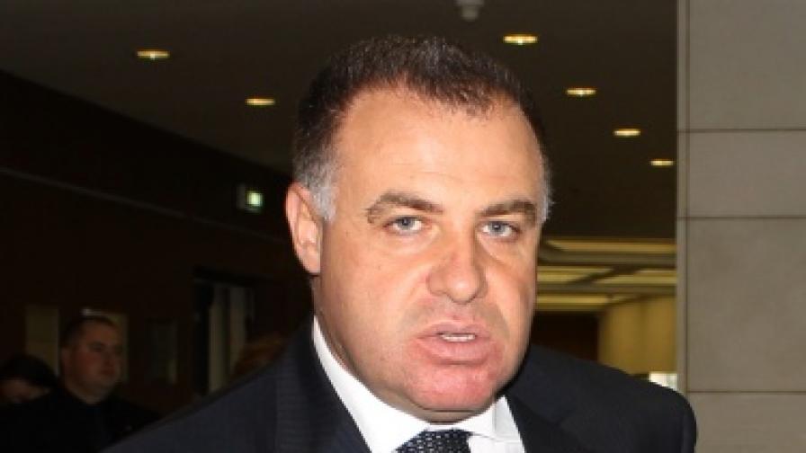 Министър Мирослав Найденов