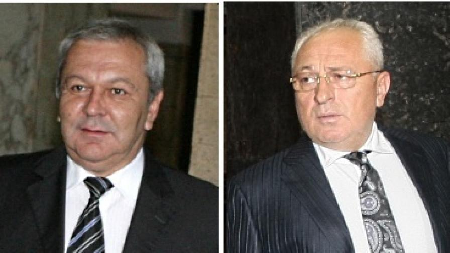 Сефер и Табаков се отказват от депутатския си имунитет