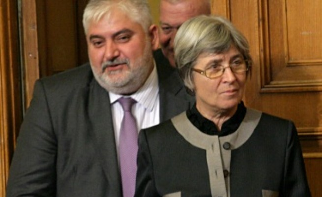Европейската комисия ни критикува за избора на съдии в Конституционния съд