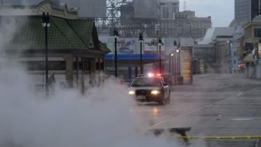 Ню Йорк се бори с трафика след урагана Санди
