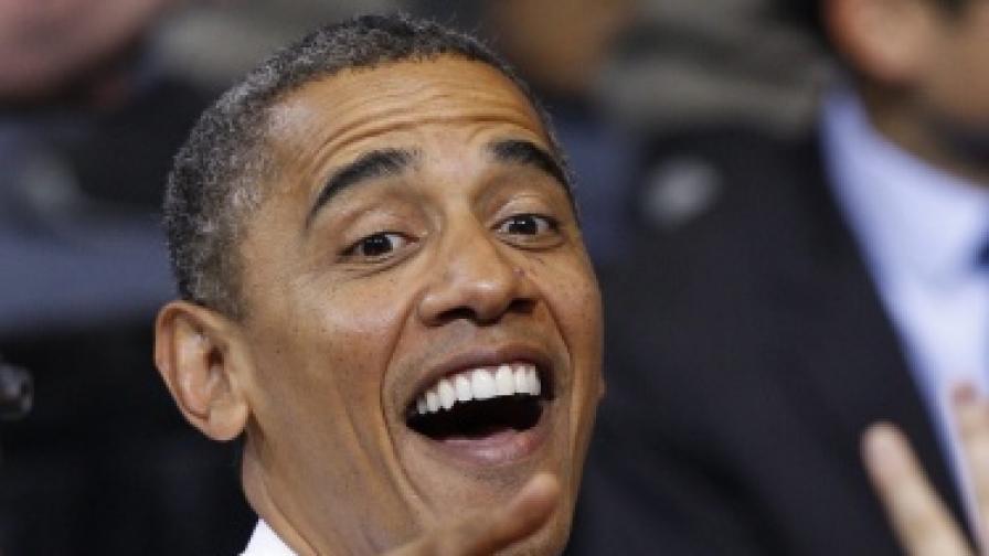 """""""Икономист"""" подкрепи Обама"""