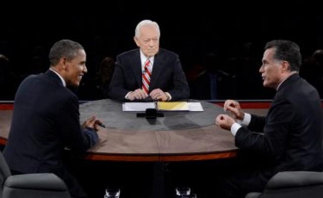 Обама или Ромни - това се пита