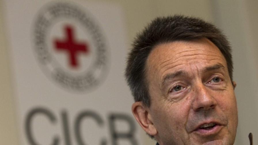Червеният кръст не може да се справи с огромната нужда от хуманитарна помощ в Сирия