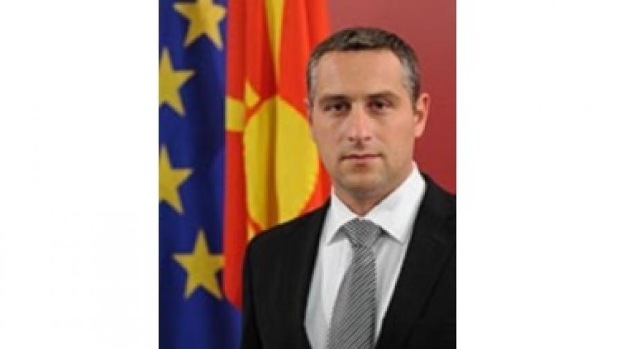 Министърът на здравеопазването на Македония Никола Тодоров