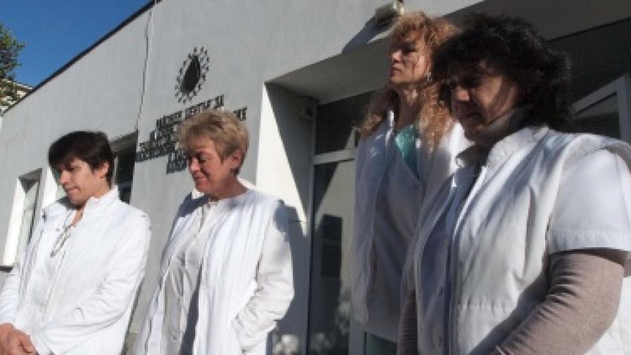 Масови оставки в кръвния център във Варна