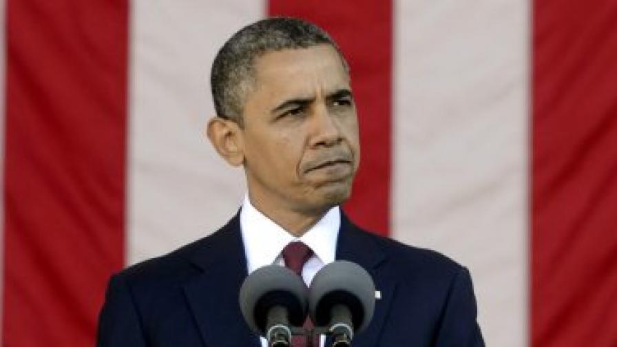 Обама подкрепи ген. Алън