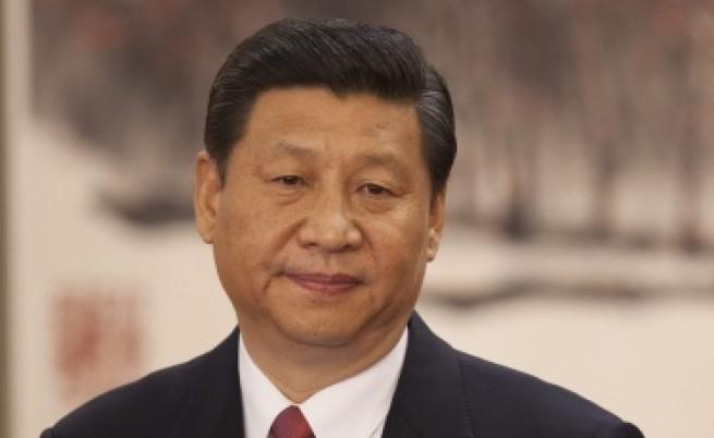 Си Дзинпин - новият първи в Китай