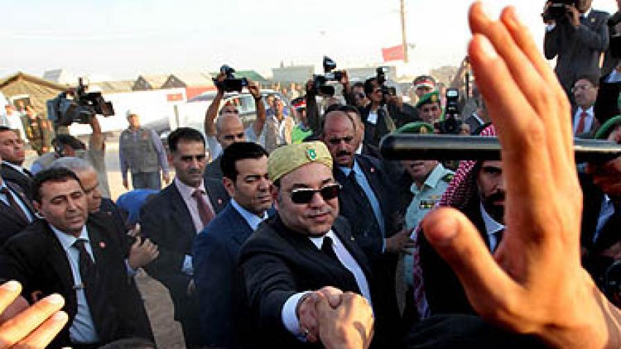 В Мароко: Кралят да не харчи толкова