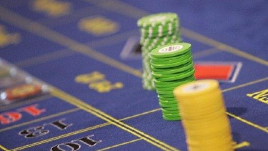 Въоръжен мъж обра казино в Русе
