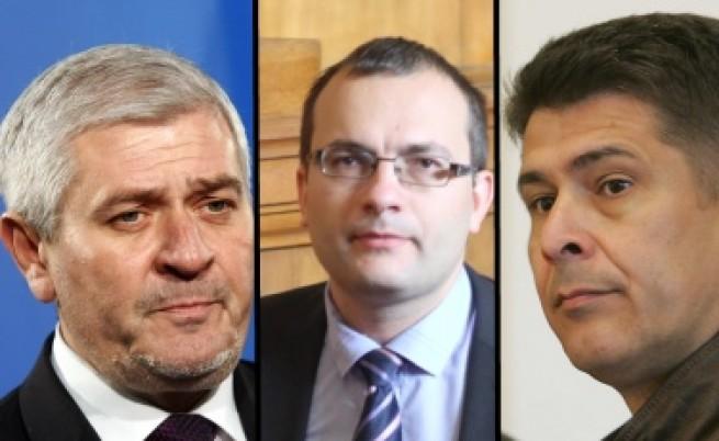 Трима депутати са изключени от СДС