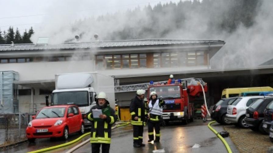 14 души загинаха при пожар в Германия
