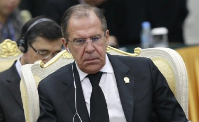 Лавров: Невъзможно е Русия да се намеси в сирийския конфликт