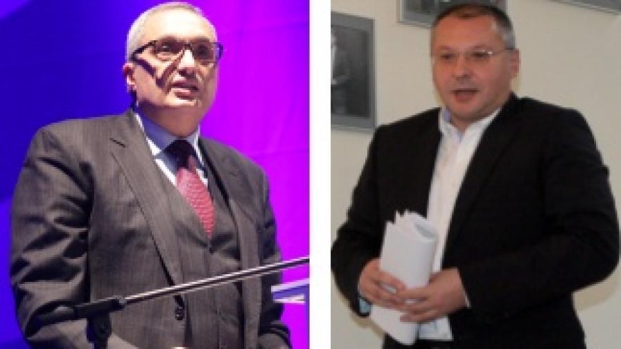 Станишев и Костов в един глас срещу ГЕРБ