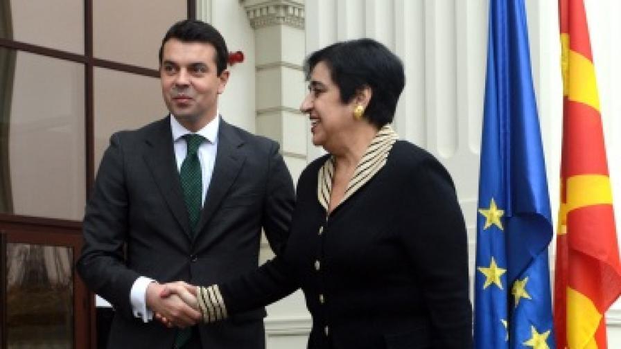 България е сред страните, които не посочват дата за преговори на Македония