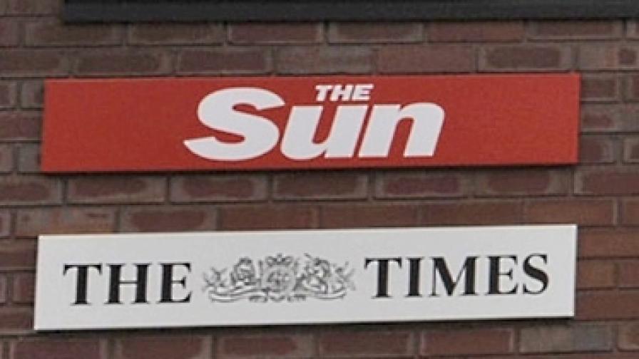"""Главният редактор на в. """"Таймс"""" подаде оставка"""