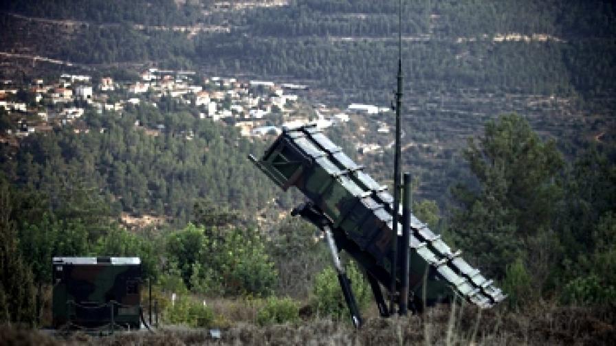 """САЩ и Германия одобриха изпращането на ракети """"Пейтриът"""" в Турция"""