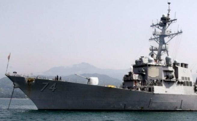 Русия изпраща военни кораби към Сирия за евакуация на свои граждани