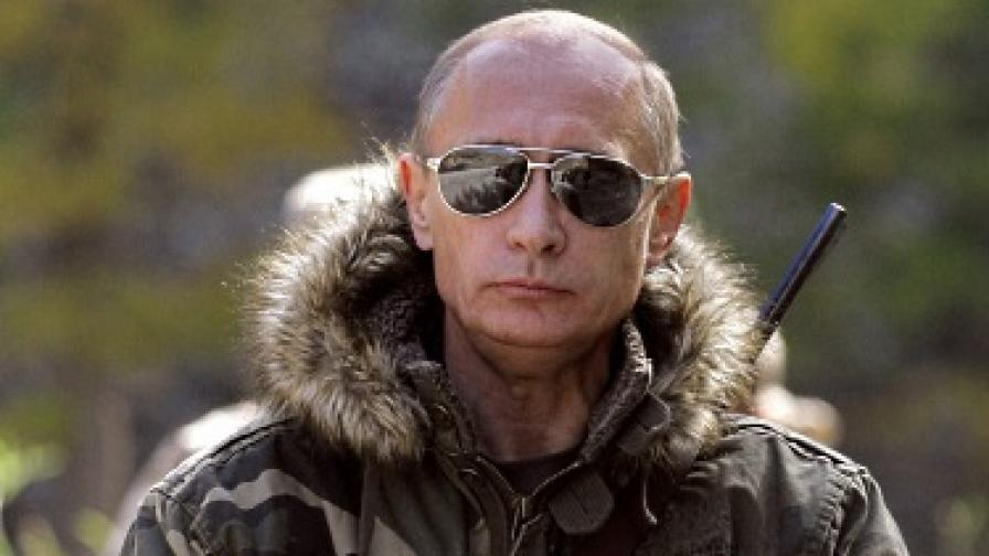 Путин е най-влиятелният човек в света