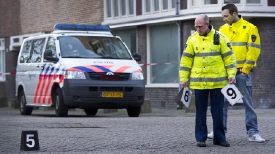 Българска проститутка убита в Холандия