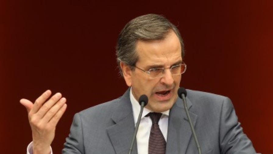 """Гърция: С """"Калашников"""" срещу канцеларията на премиера"""
