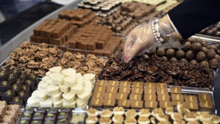 Не можем да живеем без шоколад