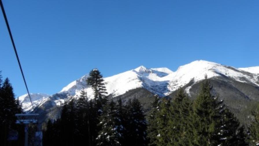 ВАС легитимира разширението на ски-зоната в Банско