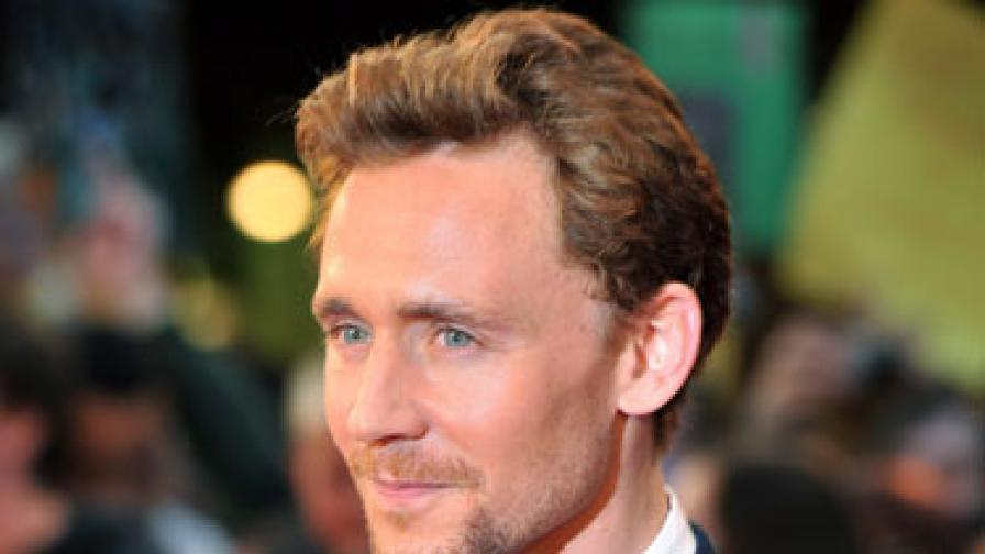 """Актьорът Том Хидълстън познаваме от """"Тор"""" и """"Боен кон"""""""