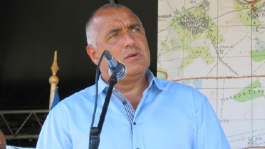 Борисов в Габрово: Изпълнихме това, което обещахме