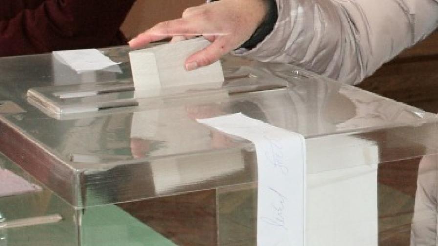 ЦИК: Гласували са 20,22% от гражданите с избирателни права