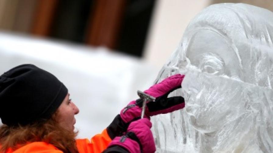 За първи път у нас: Фестивал на ледените фигури