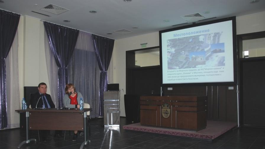 Бомбоубежище ще се превърне в увеселителен парк в Бургас