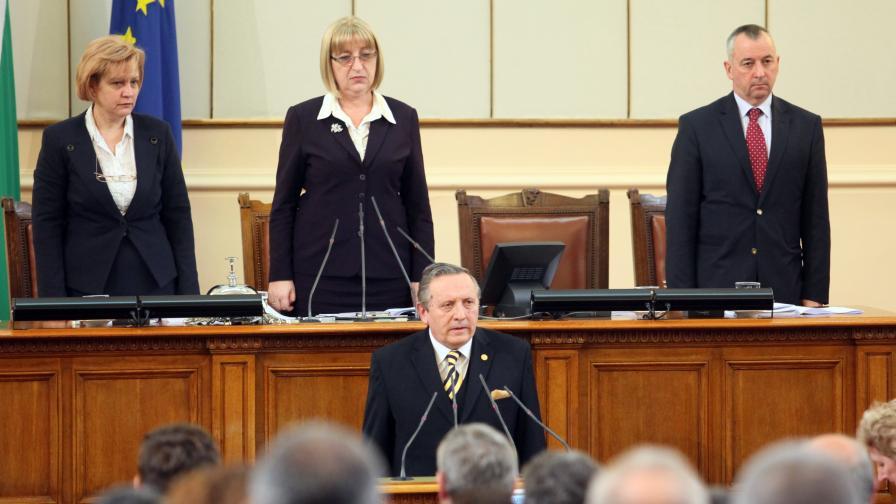 Акад. Стефан Воденичаров бе избран за министър на образованието